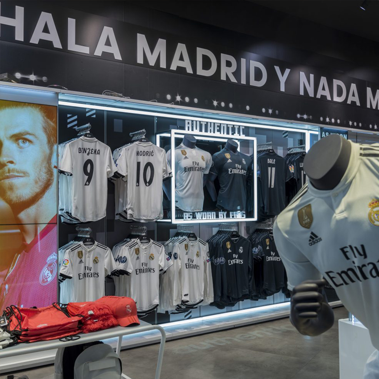 Real Madrid Official Stores